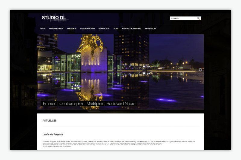 Studio DL / Website